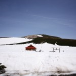 2015/05/11 残雪の白山